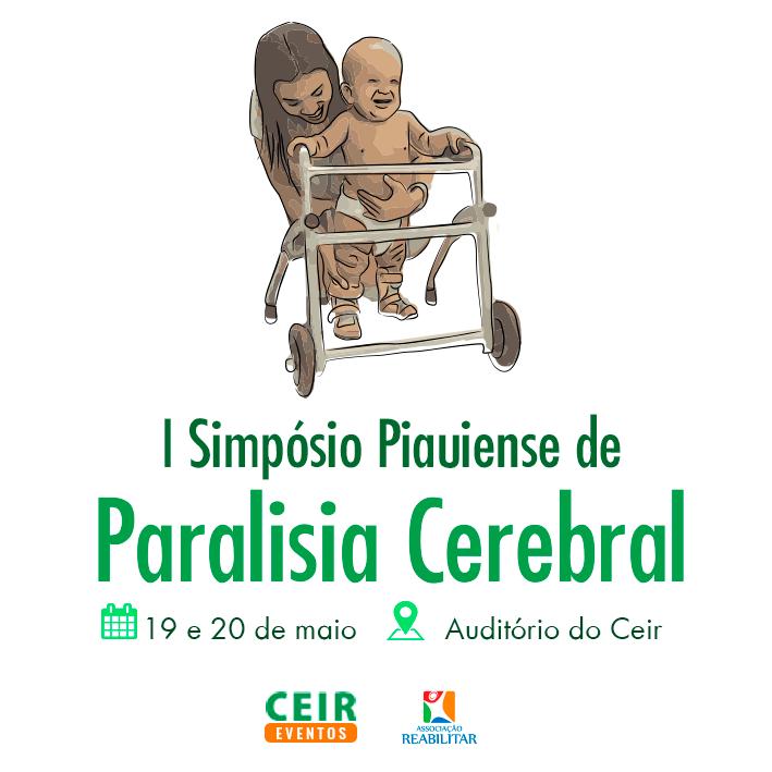 I Simpósio Piauiense de Paralisia Cerebral