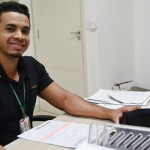 Osiel Araujo - Auxiliar de Almoxarife